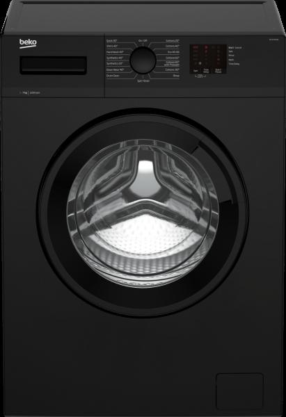 Beko WTK72041B 7kg 1200 Spin Washing Machine - Black