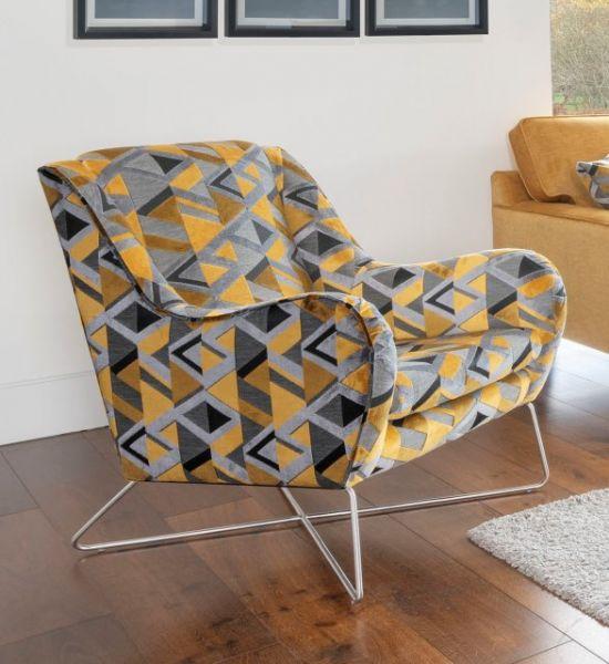Alstons Fairmont Accent Chair