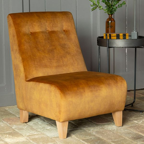 Alstons Poppy Izzy Accent Chair