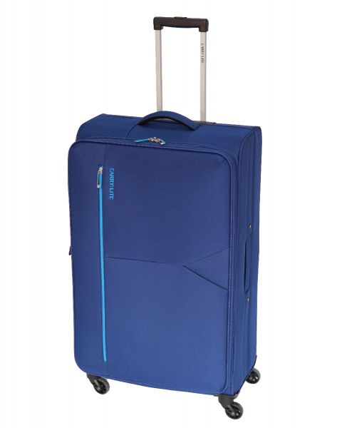 Skyflite Carry:Lite Bemuda Spinner Large Trolley Case in Blue 100 Litres