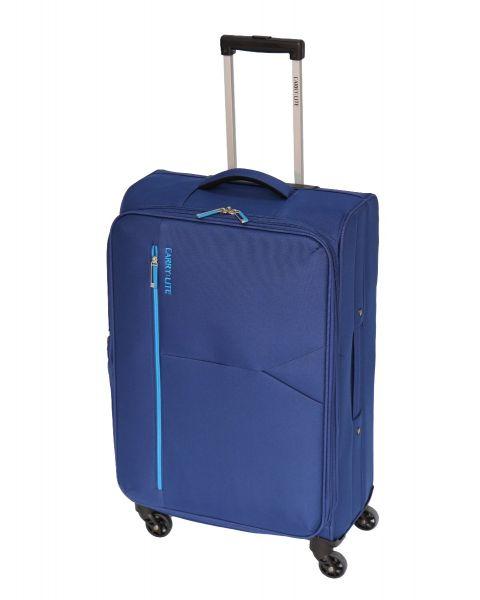 Skyflite Carry:Lite Bemuda Spinner Medium Trolley Case in Blue 65 Litres