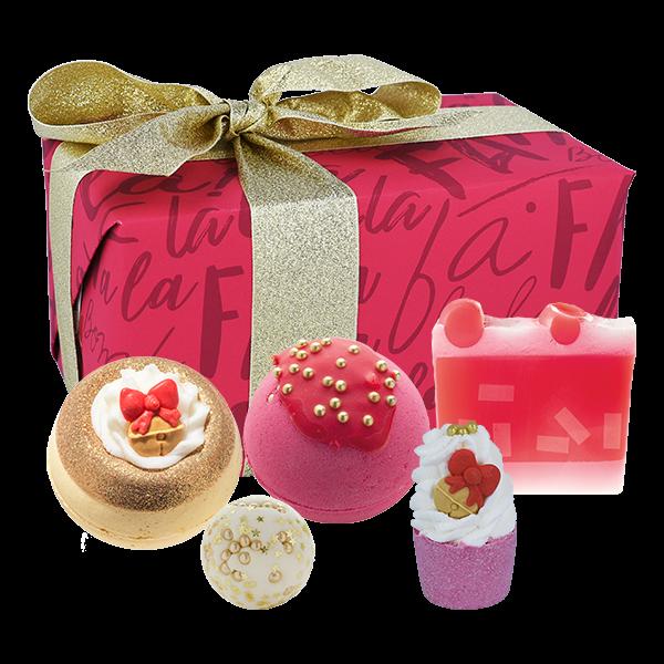 Bomb Cosmetics 'Fa La La Festive' Beauty Pamper Gift