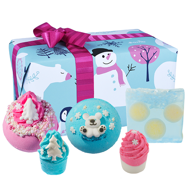 Bomb Cosmetics 'Worth Melting For' Beauty Pamper Gift
