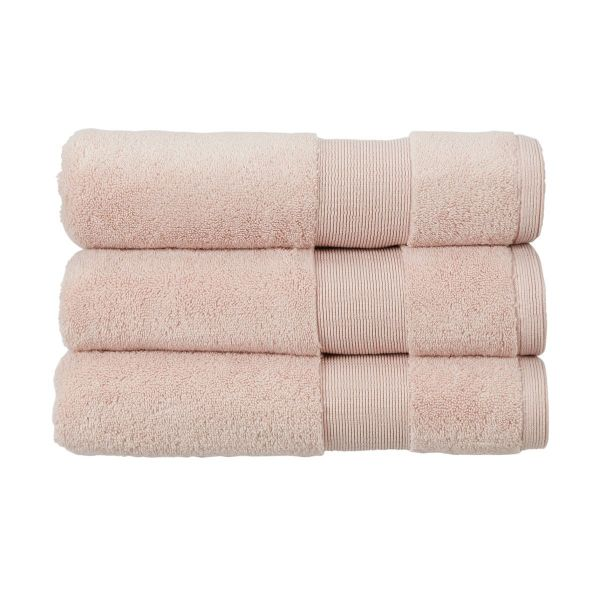Christy Towels Carnival Face Cloth in Blush