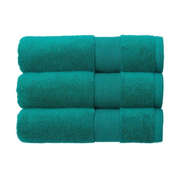 Christy Towels Carnival Bath Mat in Emerald