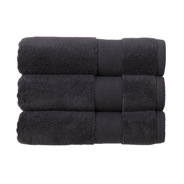 Christy Towels Carnival Bath Mat in Granite