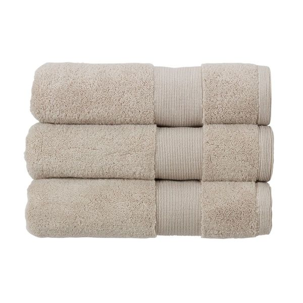 Christy Towels Carnival Bath Mat in Pebble