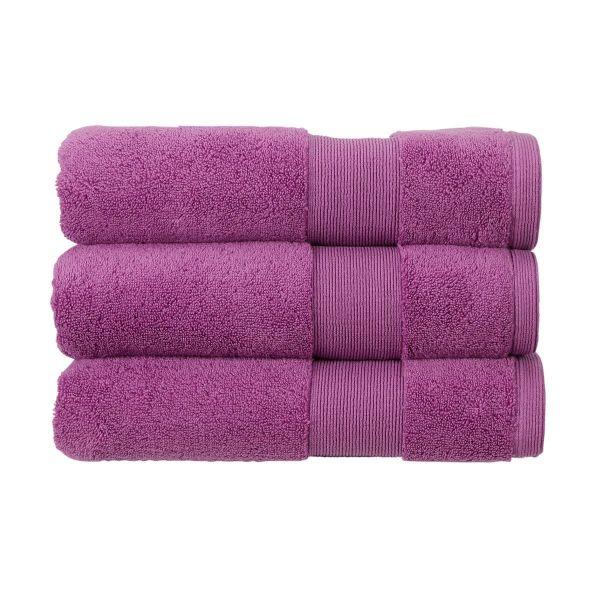 Christy Towels Carnival Bath Towel in Violet