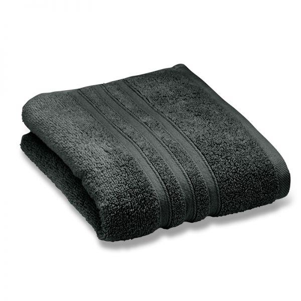 Catherine Lansfield Zero Twist 70X120Cm Bath Towel Charcoal