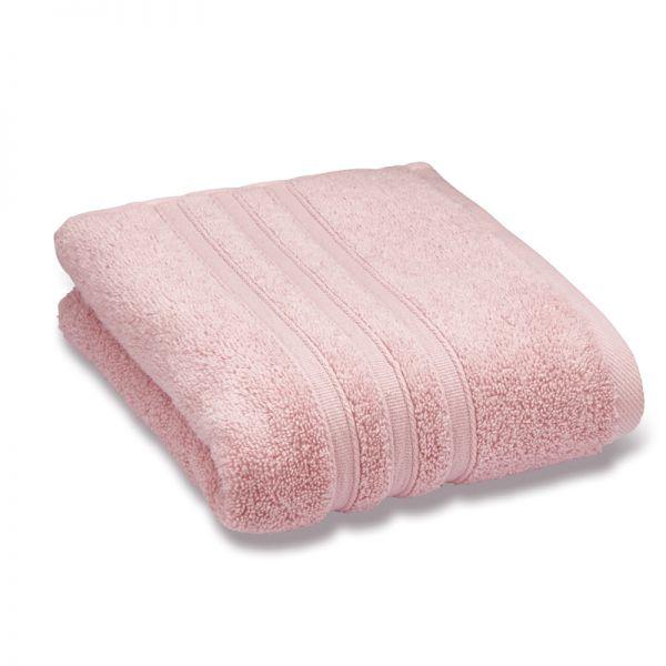 Catherine Lansfield Zero Twist 70X120Cm Bath Towel Pink