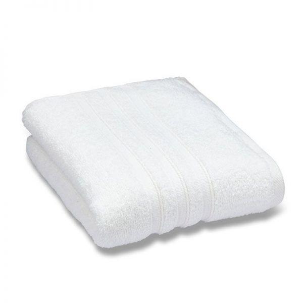 Catherine Lansfield Zero Twist 70X120Cm Bath Towel White