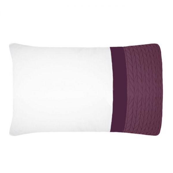 Julian CharlesSoho Plum Housewife Pillowcases