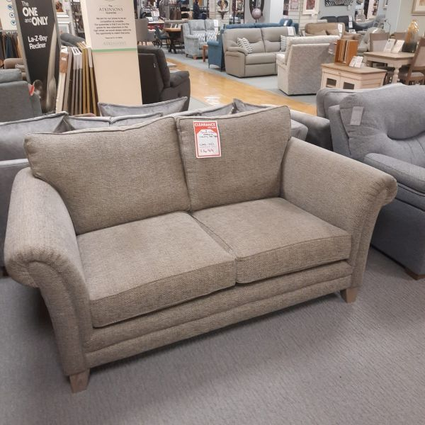 Alstons Lowry 2 Seater Sofa in fabric