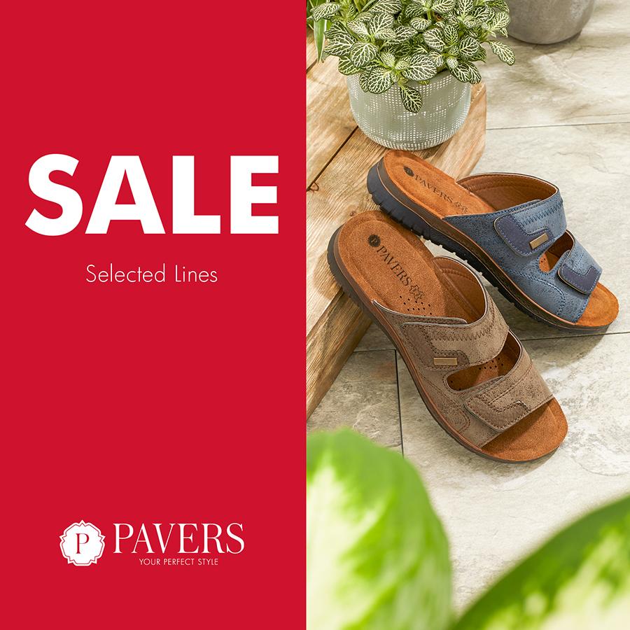 Pavers Shoes Sale at Atkinsons