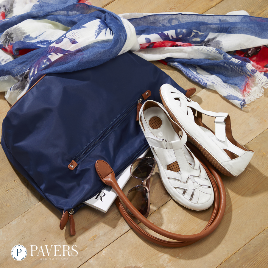 Bags and Accessories at Pavers Shoes Atkinsons