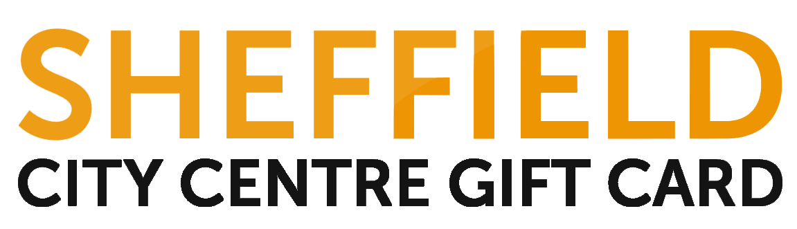Sheffield City Centre Gift Card