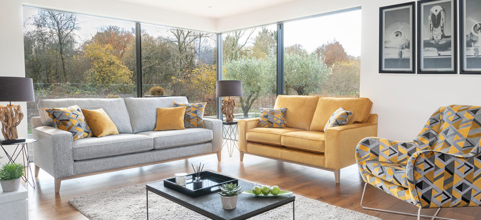Sofas & Upholstery at Atkinsons