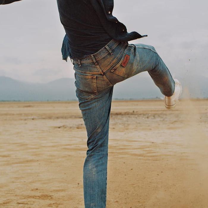 Wrangler Jeans at Atkinsons