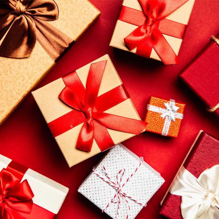 Christmas Decs and Gifts at Atkinsons
