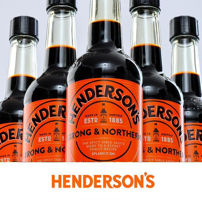 Hendersons Relish at Atkinsons