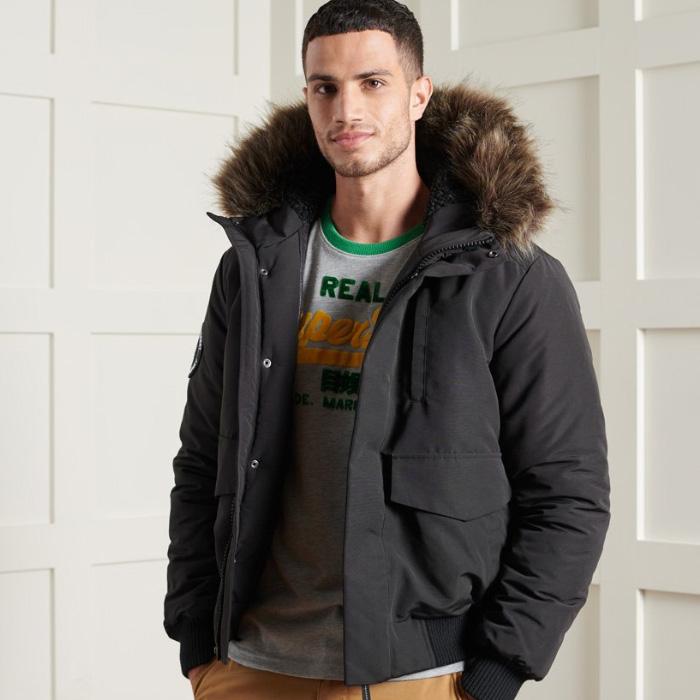 Menswear Jackets and Coats at Atkinsons