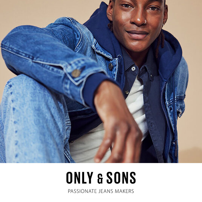 Only & Sons Menswear Atkinsons