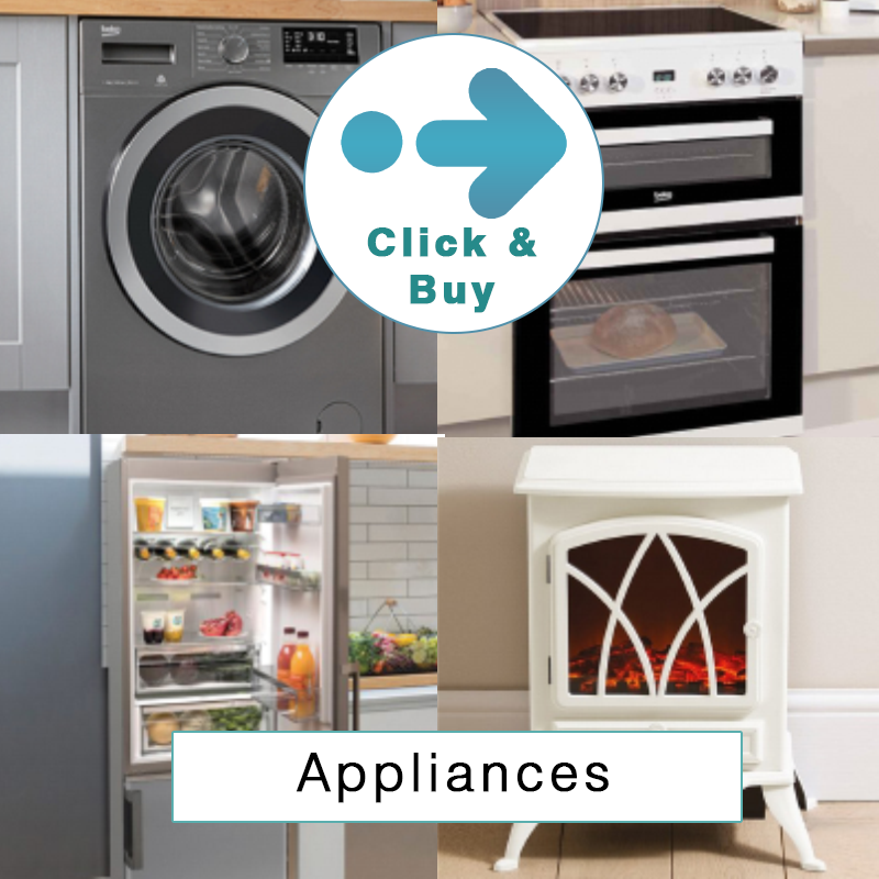 Buy appliances online at Atkinsons Sheffield