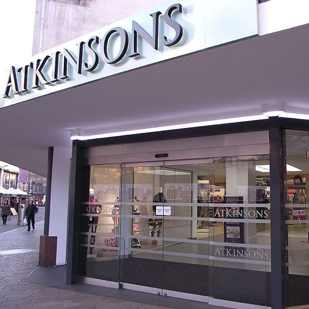 Atkinsons Store Front