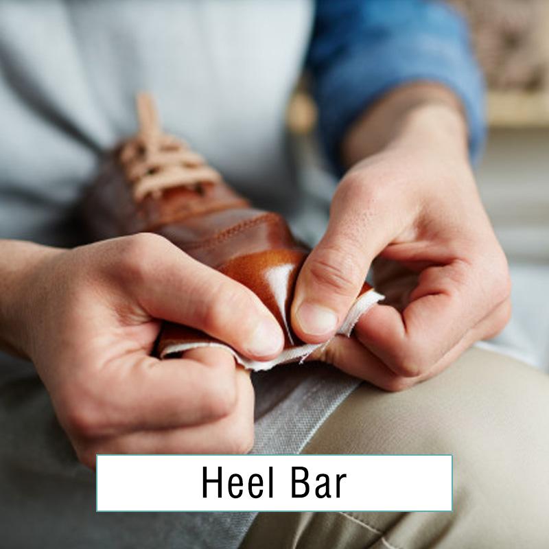 Heel Bar - Key Cutting, Shoe & Watch Repairs Atkinsons Sheffield