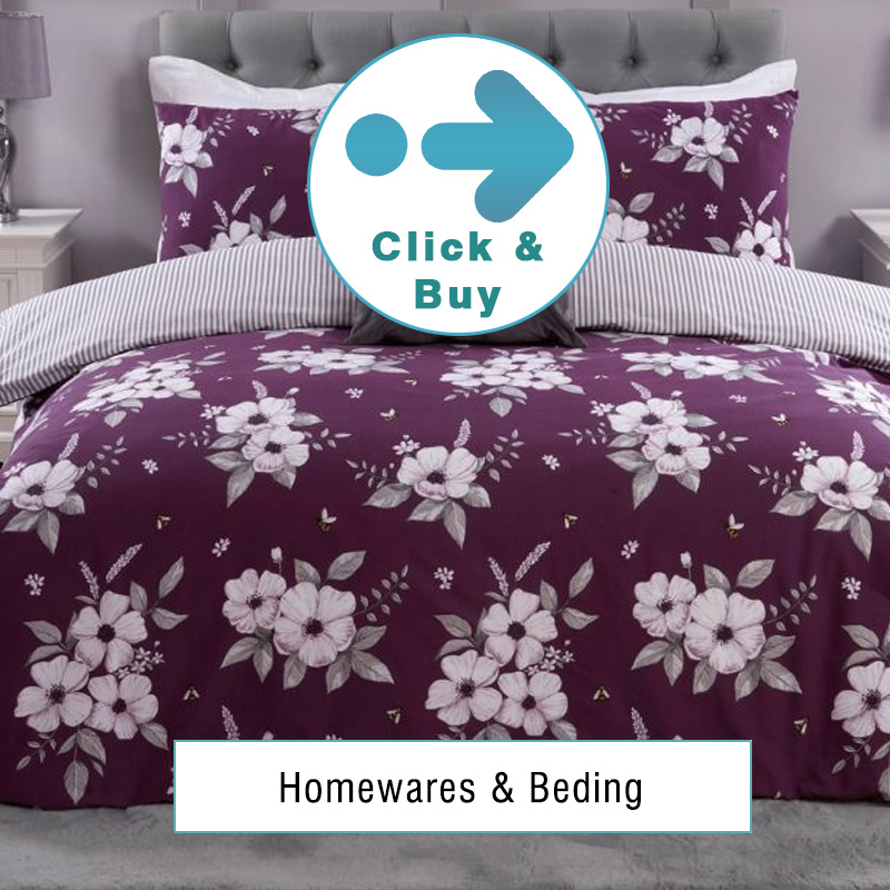 Buy Homewares and Bedding Online at Atkinsons