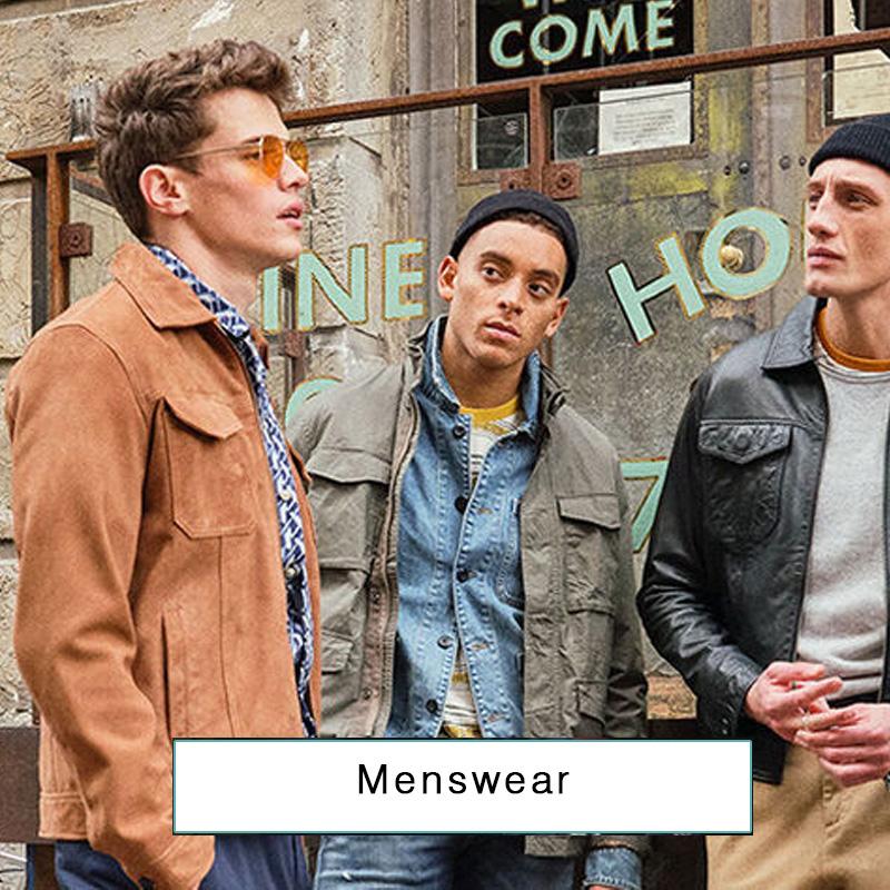 Spring Men's Fashion Atkinsons