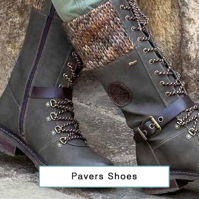 Pavers Shoes at Atkinsons