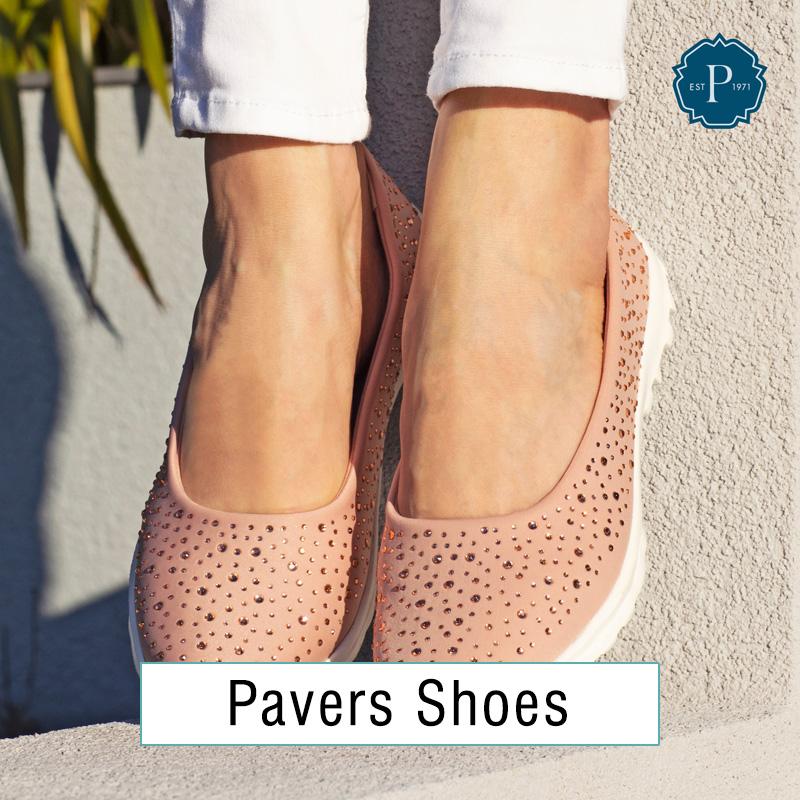 Pavers Shoes at Atkinsons Sheffield
