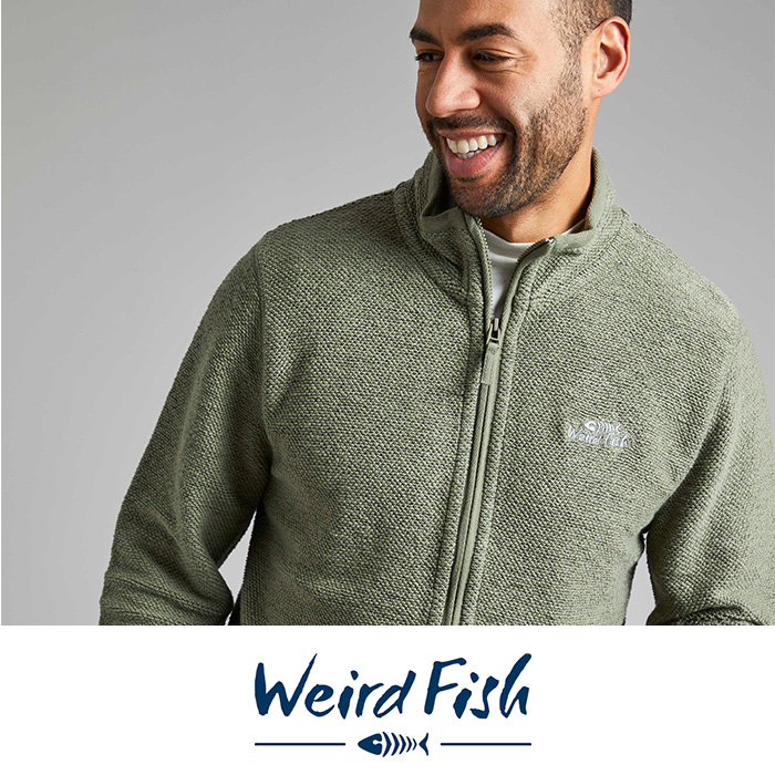 Weird Fish Menswear Atkinsons