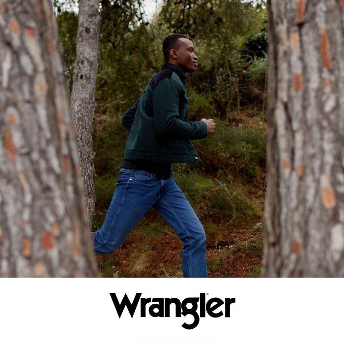 Wrangler Menswear Atkinsons